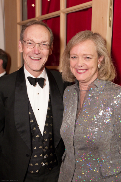 Griffith Rutherford Harsh IV, Meg Whitman