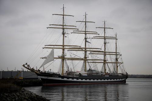 Russian Tall Ship: Kruzenshtern