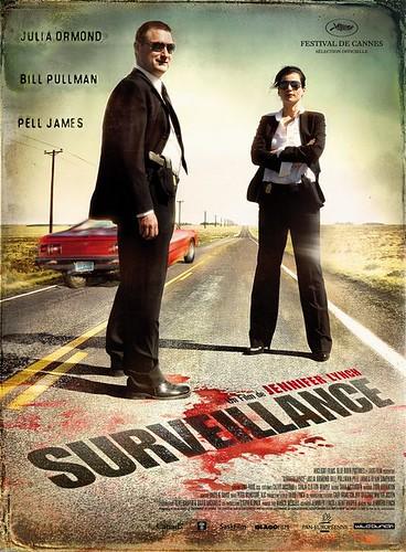 Surveillance (2008) poster
