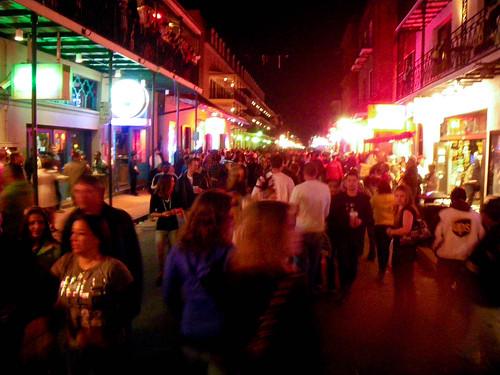 Bourbon Street Live