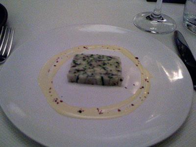 Grilled Zucchini Terrine
