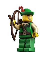 8683 Minifigures Robin