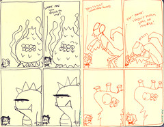 Monster Panels 3