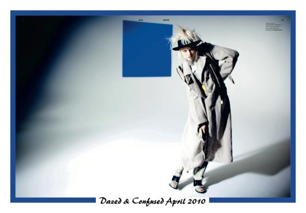 Dazed & Confused April 2010 7