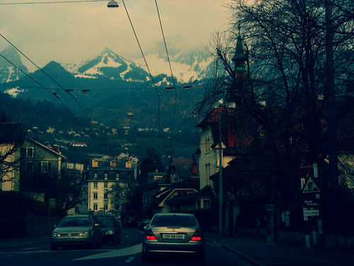 little swiss town