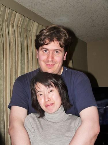 Jason and Mayumi