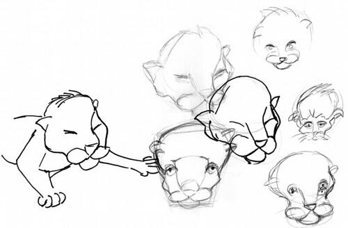 Marble Babies design 2010/04/15 sketch 2