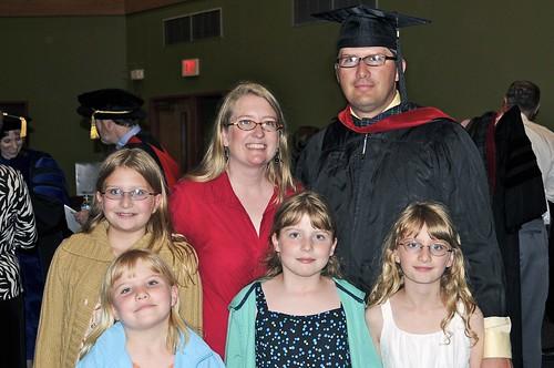 Family Graduation 2010