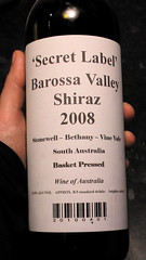 Secret label