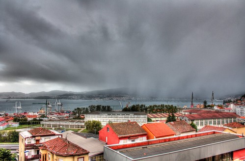 Ría de Vigo - 31/10/2010 - HDR