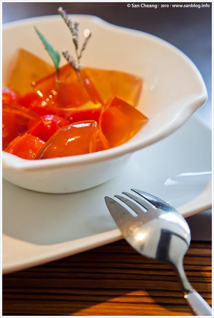 原燒 / 梅醋甜番茄