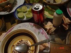 Cena de año nuevo 2010