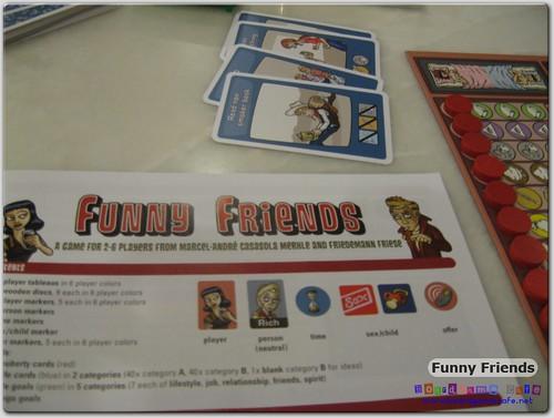 BGC Meetup - Funny Friends