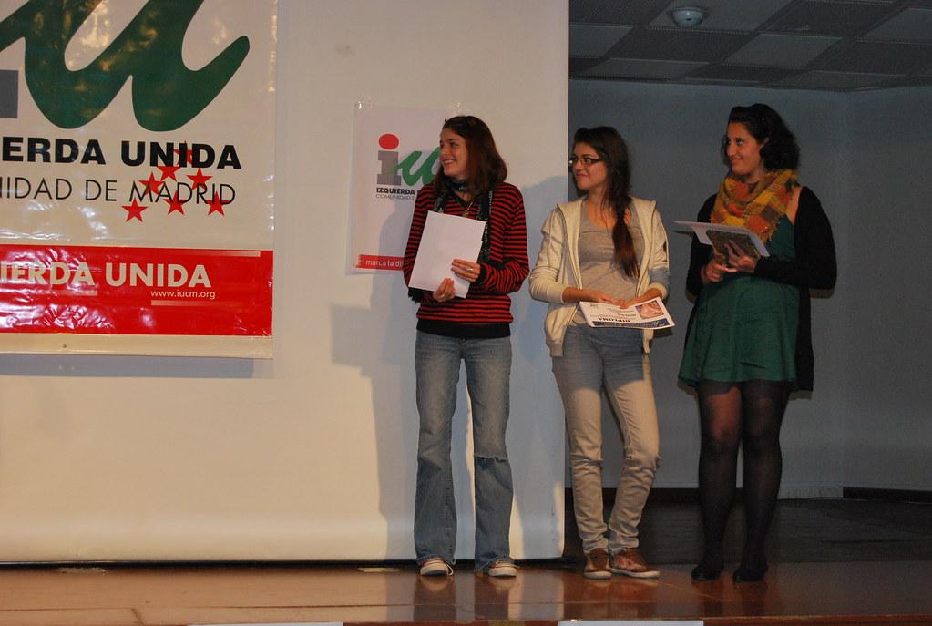 entrega de premios iu 13