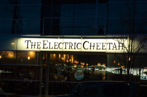 Blogger dinner: The Electric Cheetah