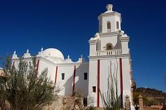Mission San Xavier del Bac, Tucson Arizona
