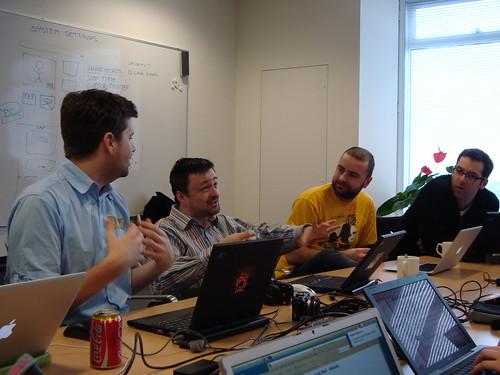 GNOME UX Hackfest Friday