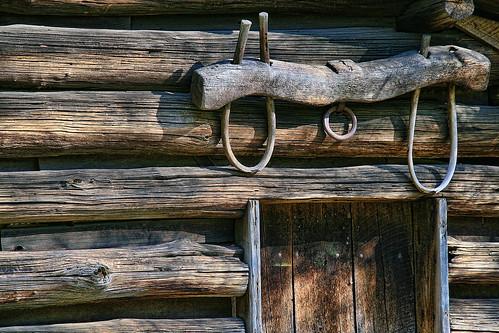 Above the Cabin Door