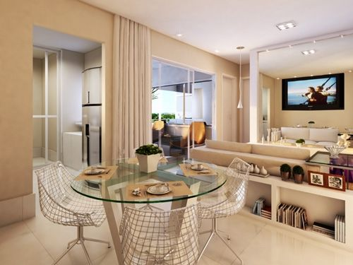 Apartamentos Decorados  Fotos