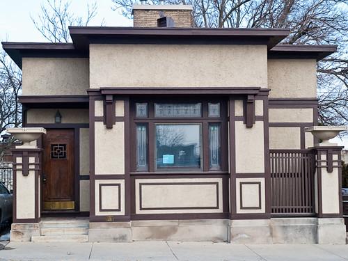 Ernest M Wood S Architecture Studio Historic Places