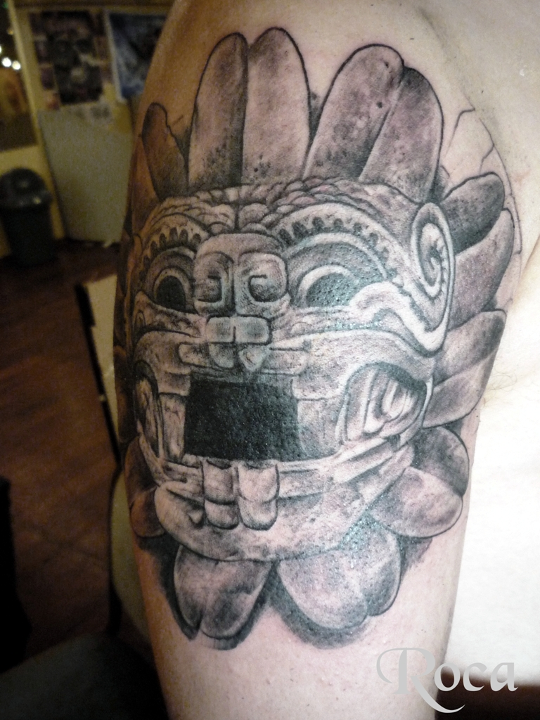 The Worlds Newest Photos Of Prehispanic And Tattoo Flickr Hive Mind