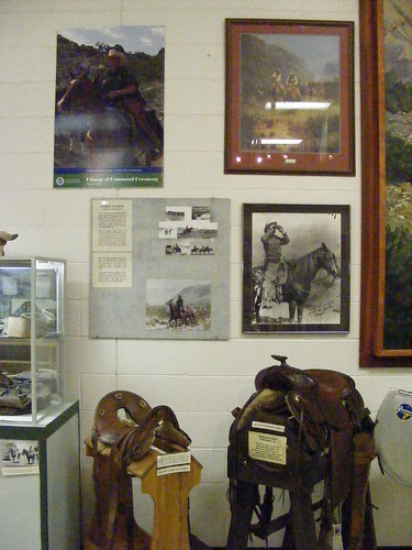 Inside the Border Patrol Museum 2