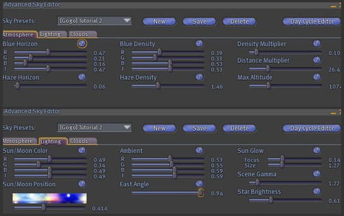 Gogo's Updated Windlight tutorial (6/6)
