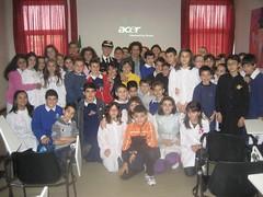 Marcellina: carabinieri a scuola per