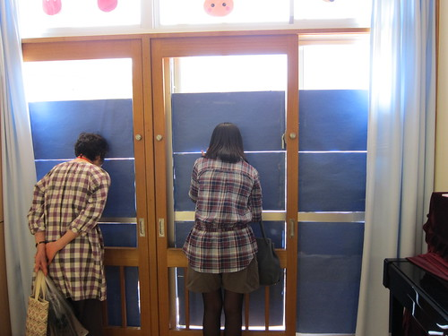Miori (class observation day)