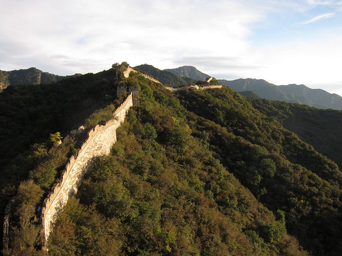 Section of the Ming Dynasty Wall - Jason George