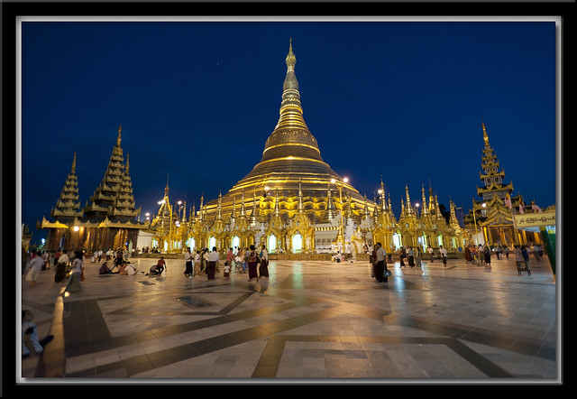 Shwedagon Paya