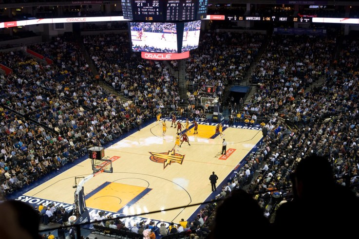 January 13, 2010 - Golden State Warriors