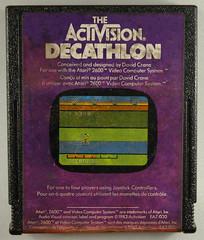 Atari 2600 - Activision - Decathlon
