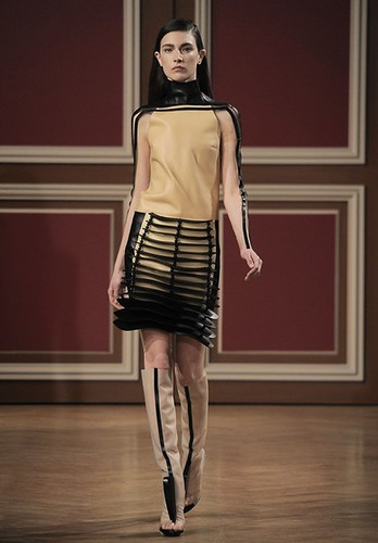 Directional Yet Demure Clothing For The Cool Modern Woman: An Intellectual Dimension Within The Sensual World Of