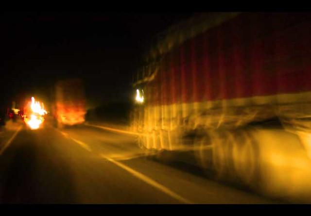 Ghost trailer
