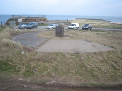 Gun Emplacement, South Gare