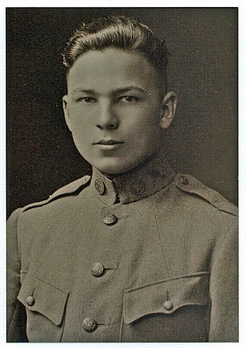 Cpl Frank Buckles