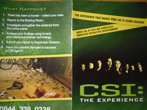 csi leaflet