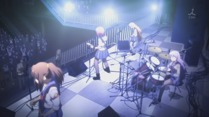 Angel Beats! 01 - 24