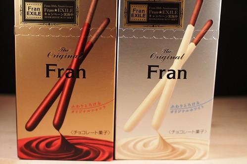 Fran Sticks 2