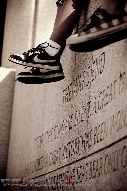 The War's End: WWII Memorial