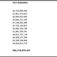 NAFTA AND U.S. CORN SUBSIDIES: EXPLAINING THE DISPLACEMENT OF MEXICO'S CORN FARMERS
