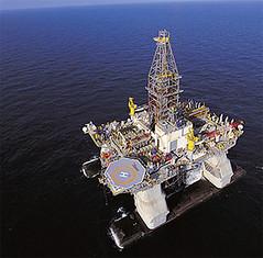 Deepwater Horizon Drill Rig
