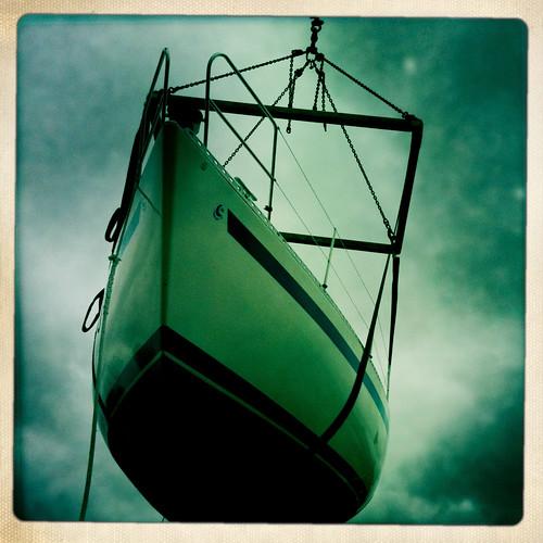 Sjösättning Serline - Comfort 32