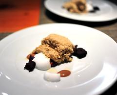 17th Course: Coffee Ice Cream