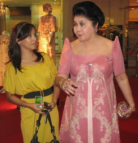Imelda Marcos Meets Earthlingorgeous | Earthlingorgeous