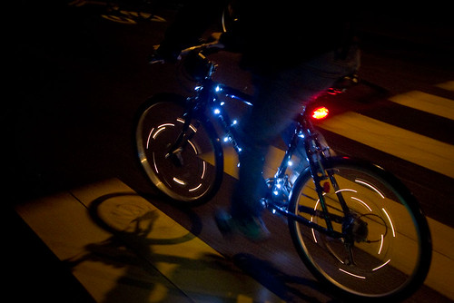 digging on edgar's spoke lights