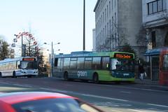 Capital City Green bus Scania OmniCity