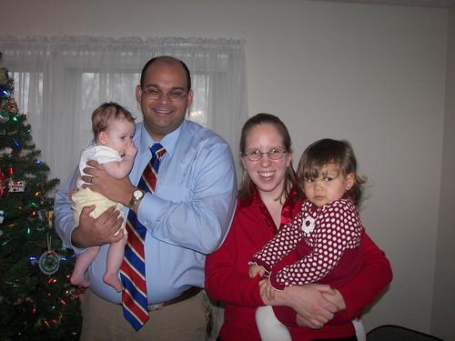 Family Photo Christmas 2009