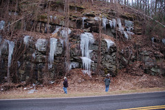 Lots of Icicles